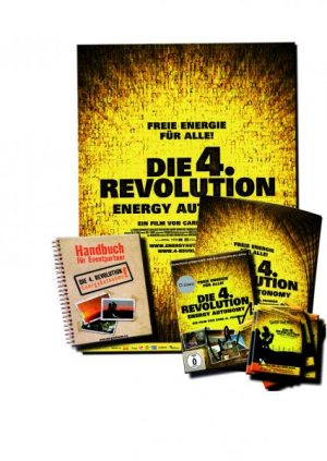 Die 4. Revolution - Energy Autonomy Veranstaltungspaket