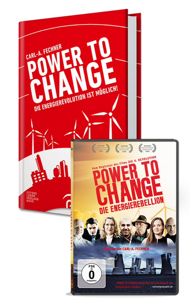 POWER PACK: BUCH & DVD