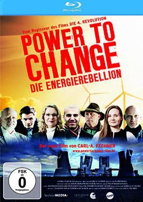Blu-ray POWER TO CHANGE – Die EnergieRebellion