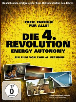 Die 4. Revolution (V+Ö-Lizenz)